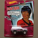 Hot Wheels 2014 Pop Culture Star Trek LT. Uhura 1988 Jeep Wagoneer