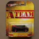 Hot Wheels 2013 Retro Entertainment The A-Team Custom GMC Panel Van