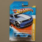 Hot Wheels 2011 New Models Custom '11 Camaro (blue)