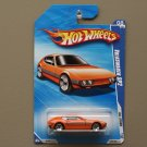 Hot Wheels 2010 HW All Stars Volkswagen SP2 (orange)