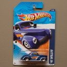 Hot Wheels 2011 HW Racing '41 Willys (blue)
