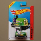 Hot Wheels 2014 HW Race Bump Around (green)