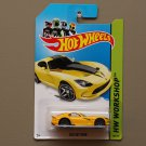 [WHEEL ERROR] Hot Wheels 2014 HW Workshop 2013 SRT Viper (yellow)