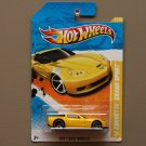 Hot Wheels 2011 New Models '11 Corvette Grand Sport (yellow)