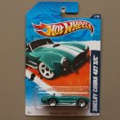 Hot Wheels 2011 Muscle Mania Shelby Cobra 427 S/C (teal)