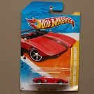 Hot Wheels 2010 New Models '62 Ford Mustang Concept (red) (SEE CONDITION)