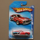 Hot Wheels 2010 Muscle Mania AMC Javelin AMX (red)