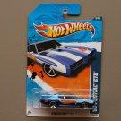 Hot Wheels 2011 HW Racing '69 Pontiac GTO (blue)