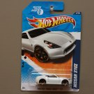 Hot Wheels 2011 Faster Than Ever Nissan 370Z (white)