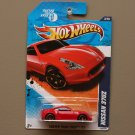 Hot Wheels 2011 Faster Than Ever Nissan 370Z (red)