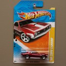 Hot Wheels 2011 New Models '68 COPO Camaro (red)