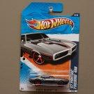 Hot Wheels 2011 Street Beasts '67 Pontiac Firebird 400 (grey)