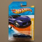 Hot Wheels 2011 New Models Lamborghini Estoque (navy blue)