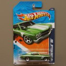 Hot Wheels 2011 Muscle Mania '70 Chevelle SS (green)