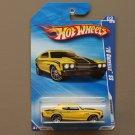 Hot Wheels 2010 Nightburnerz '70 Chevelle SS (yellow)