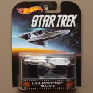 Hot Wheels 2014 Retro Entertainment U.S.S. Enterprise NCC-1701 (Star Trek)