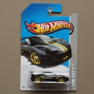 Hot Wheels 2013 HW City Lotus Evora GT4 (black)