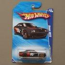 Hot Wheels 2010 HW Performance Dodge Challenger SRT8 (black)