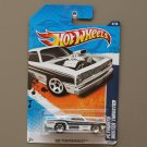 Hot Wheels 2011 HW Performance Plymouth Duster Thruster (white)