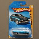 Hot Wheels 2010 HW Premiere '73 Ford Falcon XB (blue)