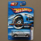 Hot Wheels 2006 First Editions AMG Mercedes CLK DTM (grey) (Faster Than Ever)