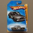 Hot Wheels 2009 HW Premiere Datsun Bluebird 510 (black)