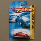 Hot Wheels 2007 First Editions Porsche Cayman S (dark orange)