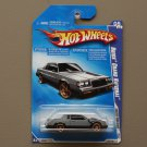 Hot Wheels 2009 Faster Than Ever Buick Grand National (grey)