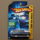 Hot Wheels 2006 New Models '55 Chevy Panel (blue)