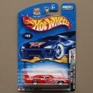 Hot Wheels 2003 Final Run 1969 Dodge Charger Daytona (red)