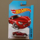 Hot Wheels 2014 HW City Alfa Romeo 8C Competizione (red)