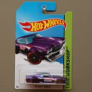 Hot Wheels 2014 HW Workshop '70 Chevy Chevelle (purple)