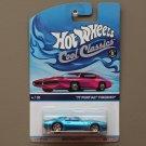 Hot Wheels 2014 Cool Classics '77 Pontiac Firebird
