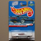 Hot Wheels 2000 First Editions '67 Dodge Charger (silver)