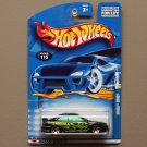 Hot Wheels 2002 Collector Series Honda Civic (black)