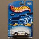 Hot Wheels 2000 Collector Series Porsche 911 GTI-98 (white)