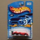 Hot Wheels 2001 First Editions Panoz LMP-1 Roadster S (red)