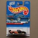 Hot Wheels 2000 CD Customs Series Pikes Peak Toyota Tacoma (black)