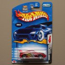 Hot Wheels 2003 Dragon Wagons Toyota Celica (red)