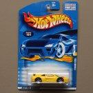 Hot Wheels 2001 Collector Series Ferrari F355 Challenge (yellow)