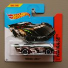 Hot Wheels 2014 HW Race Maximum Leeway (black) (Treasure Hunt)