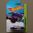 Hot Wheels 2014 HW Workshop '70 Chevy Chevelle (purple w/ WHEEL VARIATION)