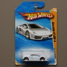 Hot Wheels 2010 HW Premiere Lamborghini Gallardo LP 560-4 (white)