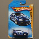 Hot Wheels 2010 HW Premiere Volkswagen Scirocco GT 24 (blue)