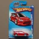 Hot Wheels 2010 HW All Stars Citroen C4 Rally (red)