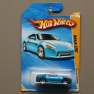 Hot Wheels 2010 HW Premiere Nissan 370Z (blue)
