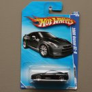 [PACKAGE ERROR] Hot Wheels 2010 Nightburnerz 2009 Nissan GT-R (black)