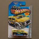 Hot Wheels 2013 HW City Speedbox (yellow)