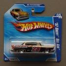 Hot Wheels 2010 HW Performance '57 Chevy Bel Air (gold)