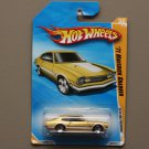 Hot Wheels 2010 HW Premiere '71 Maverick Grabber (gold)